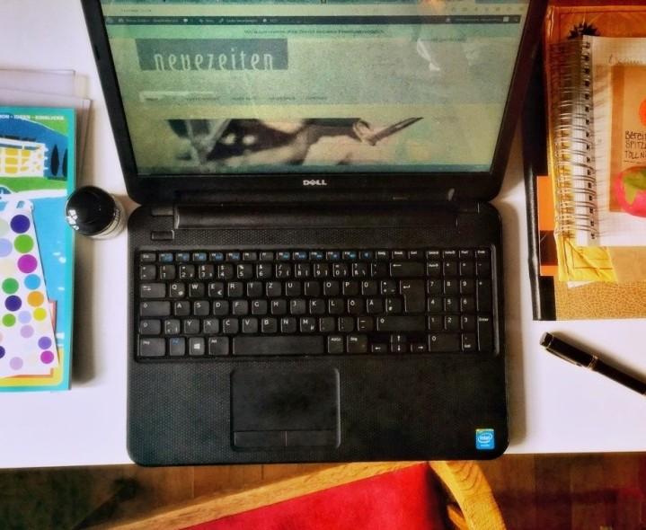 Bloggen auf Neue Zeiten
