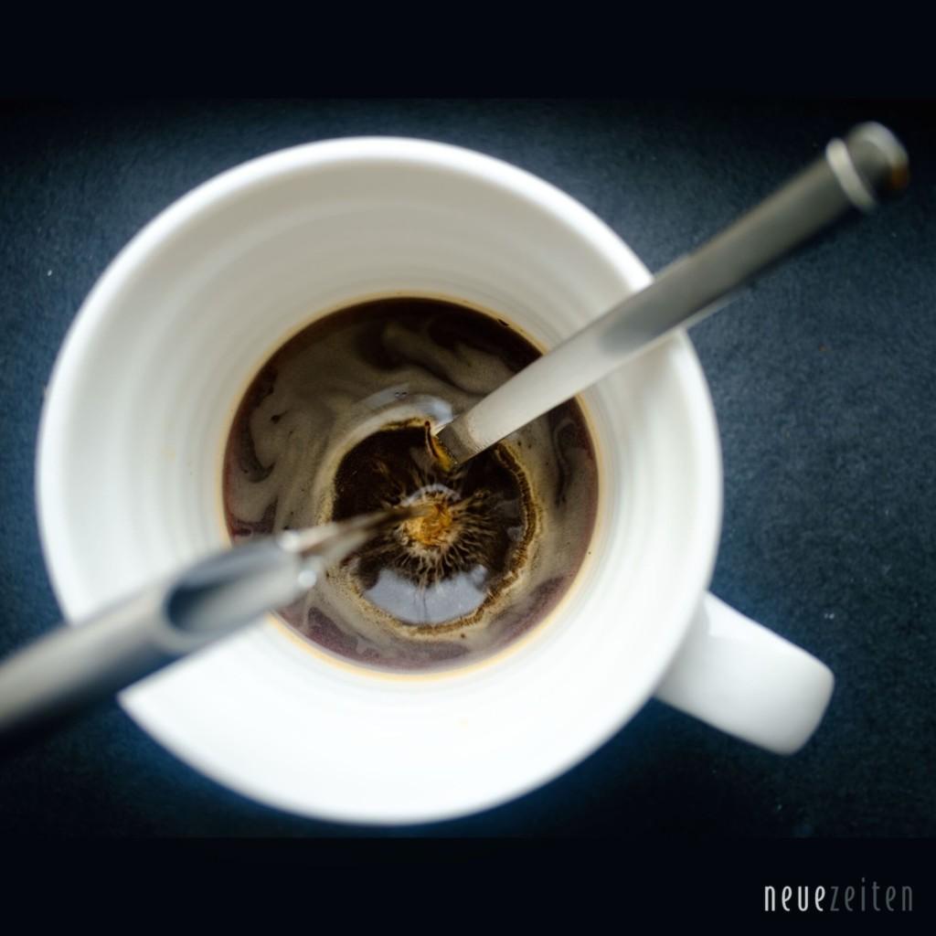 löslicher Kaffee