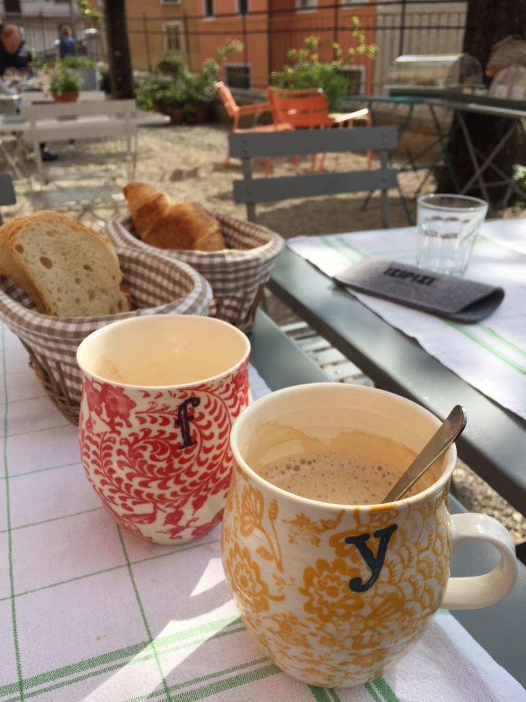 Kaffee in Italien