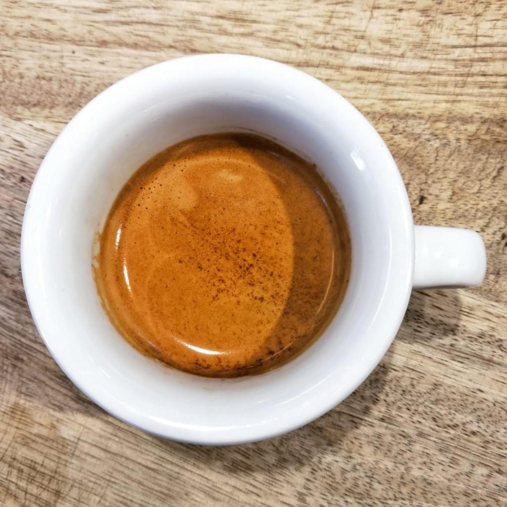 Nach der Trommelroestung, ist vor dem naechsten Espresso