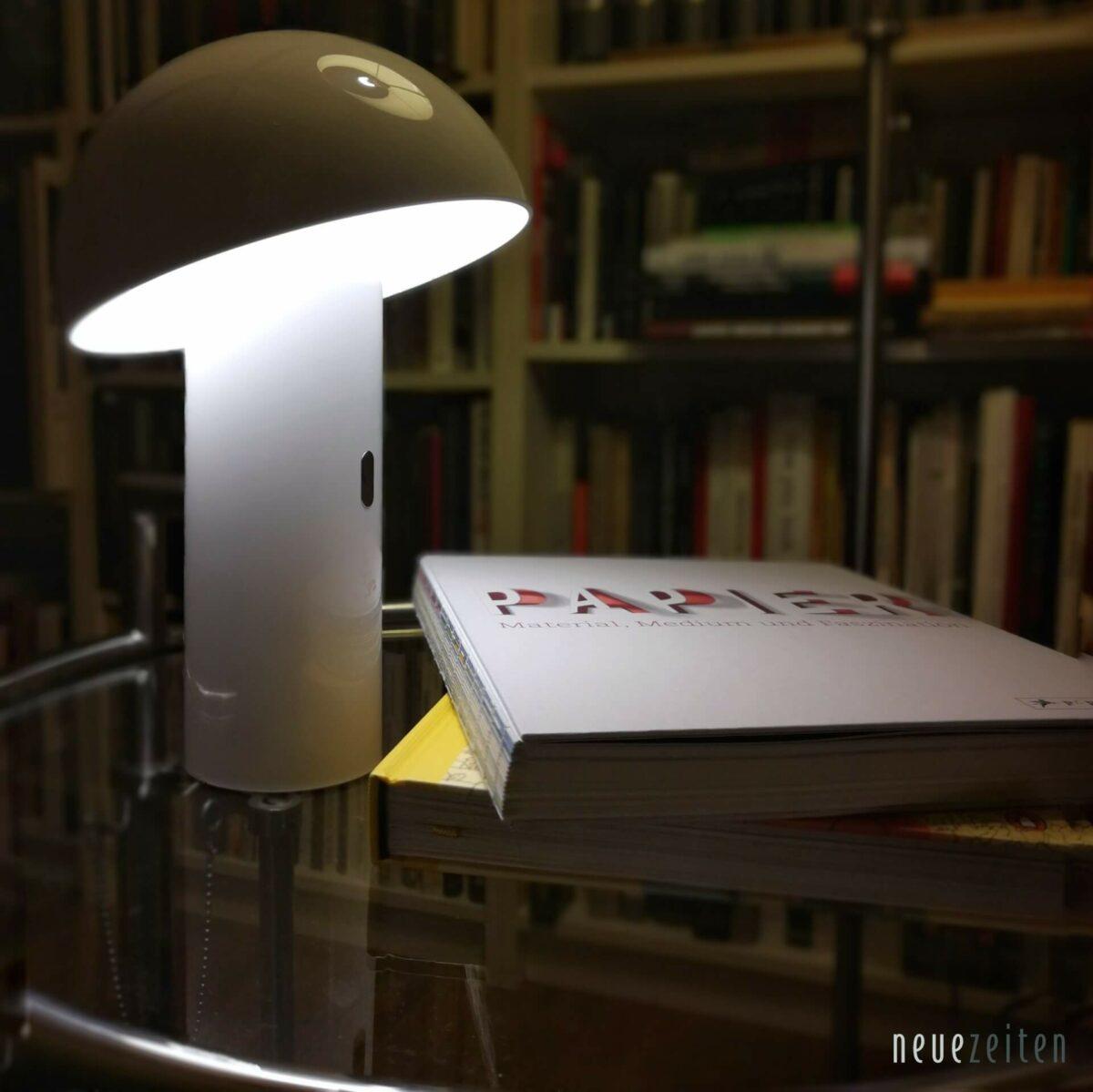 LED Tischleuchte sompex Svamp